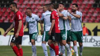 Янтра удари Добруджа за пета поредна победа във Втора лига