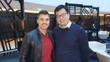 Посрещнаха Божинов като световна звезда в Китай (ВИДЕО)