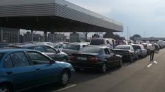 Интензивен трафик на ГКПП Капитан Андреево и на Лесово