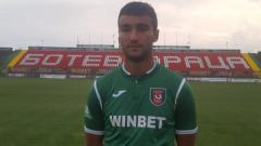 Трети нов отбор за сина на Кременлиев от началото на сезона