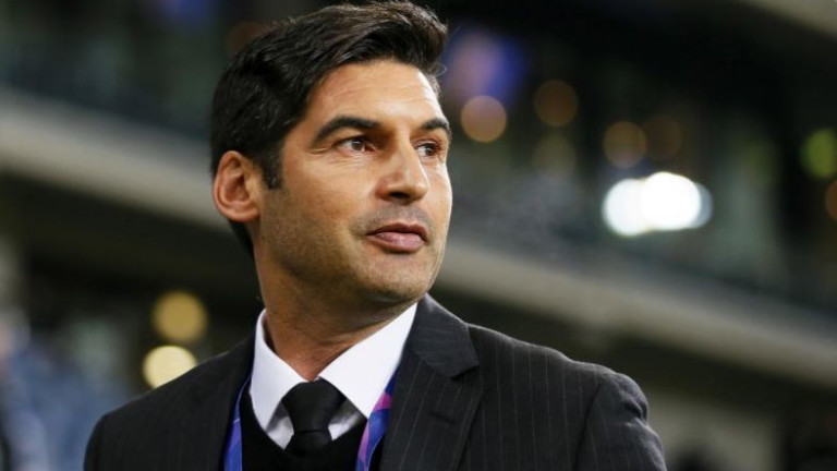 Треньорът на Рома Пауло Фонсека коментира равенството на тима срещу