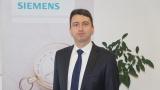 Орлин Александров е новият главен финансов директор на Siemens България