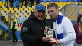 Феновете на Левски готвят подобаващо изпращане на Йоргачевич