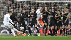 """ПСЖ и Реал (Мадрид) ще решават всичко на """"Парк де Пренс"""""""