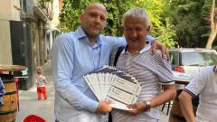 Крушарски: Ще ги возим Левски, качиха се на самолетоносач