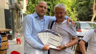 Христо Крушарски с голям жест за спасението на Левски