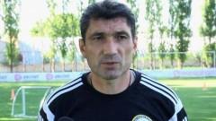 Български треньор стана селекционер на Казахстан