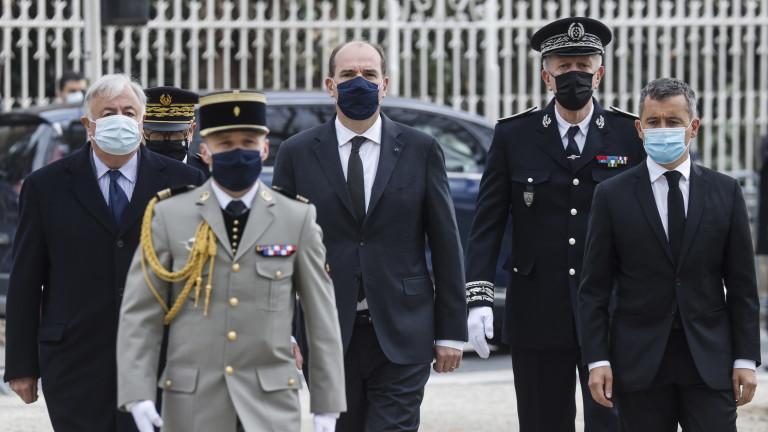 Франция иска по-строги наказания за нападатели на полицаи