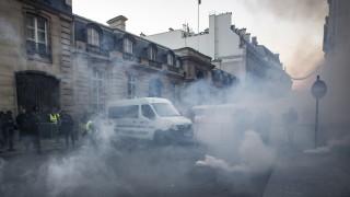 Френски политик обвини протестиращи
