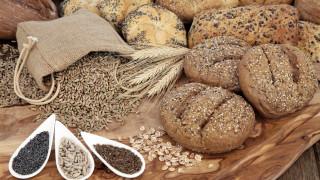 С колко точно белият хляб е по-калоричен от пълнозърнестия
