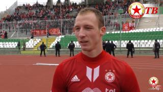 Антон Недялков: Притеснително е, че не вкарваме