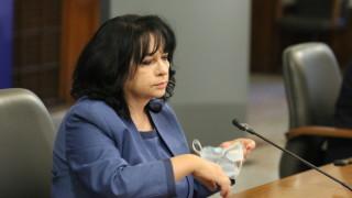 Теменужка Петкова: Студеният резерв е премахнат