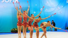 България с пълен отбор на Световната купа по художествена гимнастика