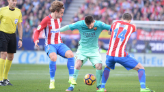 Атлетико - Барселона или Мадрид - Каталуния?