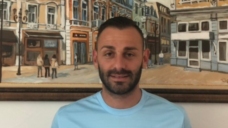 Футболистът Борислав Балджийски получава наказание от 2 г. лишаване от