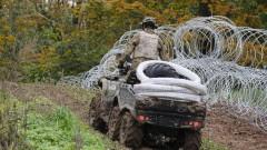 Полша удвои броя на войниците на границата с Беларус