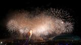Олимпийският огън гори, Игрите в Сочи започват!