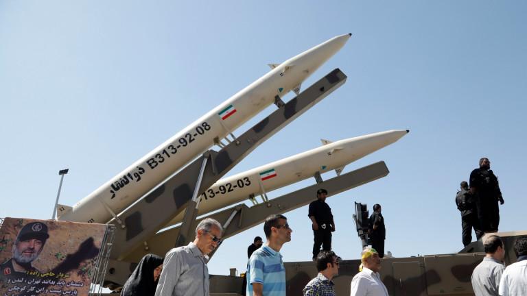 Техеран обяви производство на нова ракета