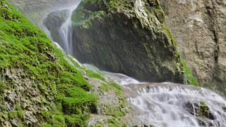 Без туристи на Крушунските водопади до пролетта