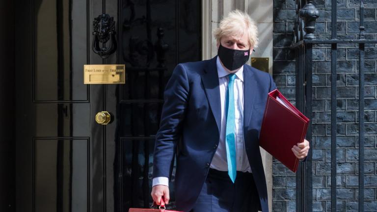 Великобритания изпрати служители в областта на общественото здравеопазване, подкрепени от