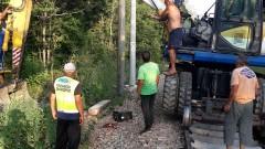 Прекъснато е движението на влаковете в междугарието Самуил - Хитрино