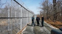 Забраниха да се снима оградата по границата с Турция