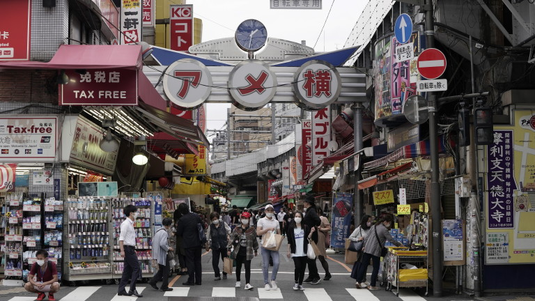 Япония се подготвя за най-лошия следвоенен икономически спад