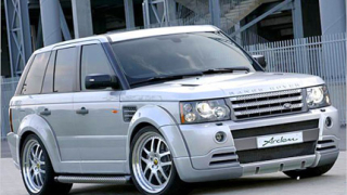 Тунинг компанията Arden тунингова Range Rover Sport