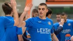 Крис Минков сменя Левски Лукойл с Балкан