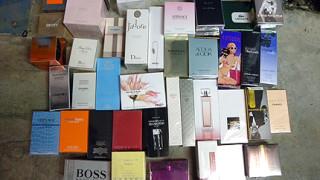 """Задържаха близо 70 000 парфюма менте на МП """"Капитан Андреево"""""""