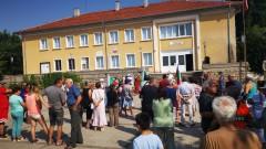 Жители на с. Кръстевич на мирен протест заради безводие