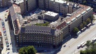 Крадци обраха генералния щаб на чешката армия