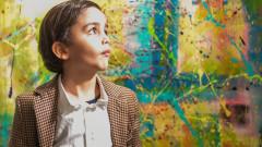Седемгодишният Пикасо от Германия
