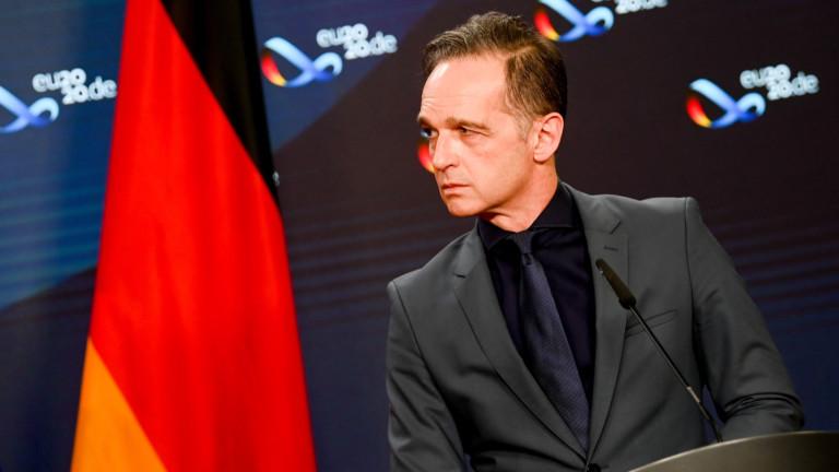 """Германия не се интересува от САЩ за """"Северен поток 2"""""""