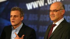 ДСБ канят Борисов за член на партията