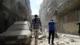 Сирийската армия обяви временно примирие в Дамаск и Латакия