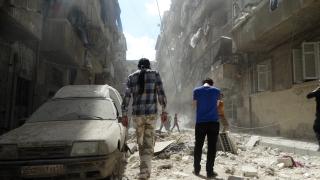 Най-малко 70 убити бойци при сблъсъци в сирийската провинция Алепо за 24 часа