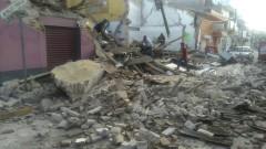 Жертвите от земетресението в Мексико вече са над 60