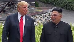 Ким е много умен и са създали много специална връзка, коментира Тръмп