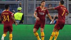 Един Джеко влезе в историята на Рома