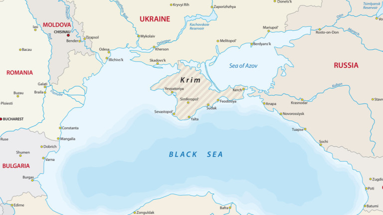 60-дневен арест за трима от 24-те задържани украински моряци в Русия