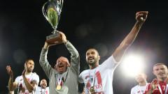 ЦСКА спечели своя трофей №11 през XXI век