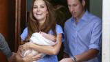 Бебето на Кейт и Уилям се плаши от принц Хари