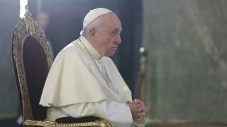 Русенският митрополит Наум: С какво ни застраши папа Франциск?