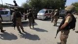 Самоубийствен атентат пред съд в Пакистан