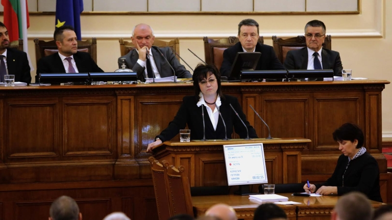 БСП готви предложения за промени в Изборния кодекс заради референдума