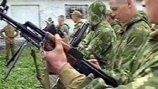 Русия отложи реформата в армията