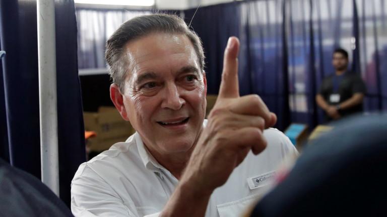 Лаурентино Кортисо печели президентските избори в Панама