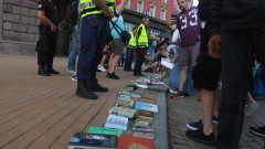 Възлови кръстовища в София остават затворени