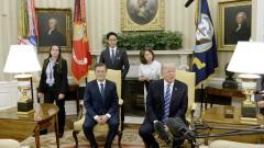 Тръмп: Имаме много варианти относно КНДР